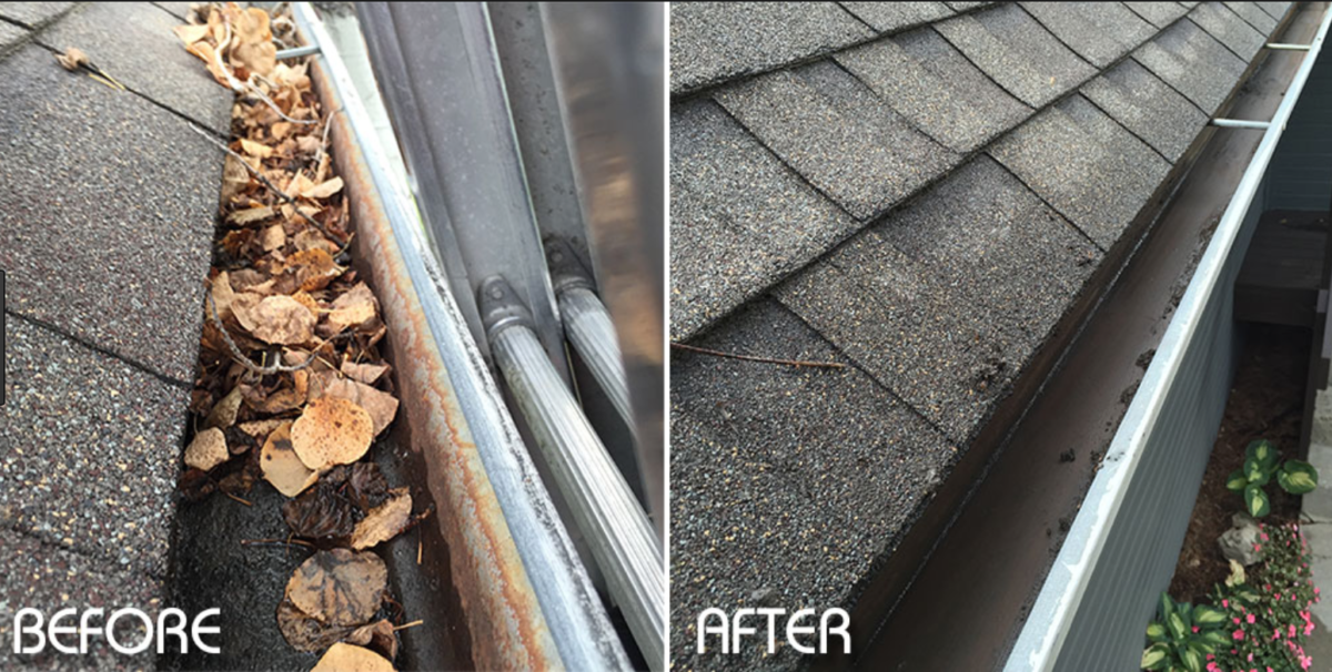 Gutter Cleaning Sarasota
