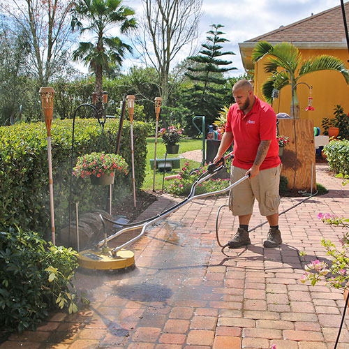 driveway cleaning in venice fl