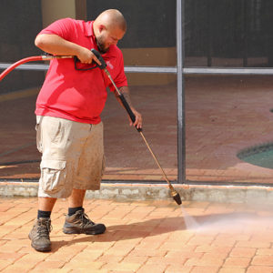 pressure washing in Venice FL