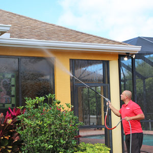 expert house washing with detergents in siesta key fl