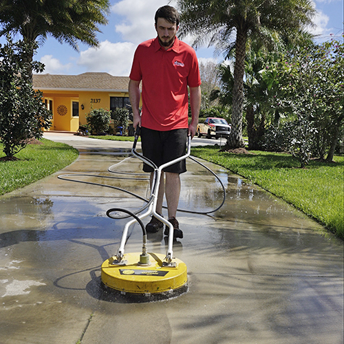 dirty driveway cleaning in sarasota fl