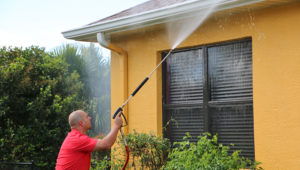 roof gutter cleaning in Sarasota County fl