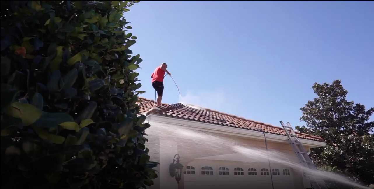 Roof Cleaning Sarasota Professional Roof Cleaners Of