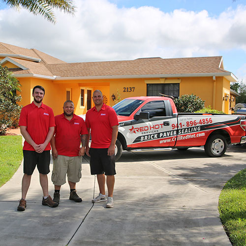Red Hot Roof Cleaning